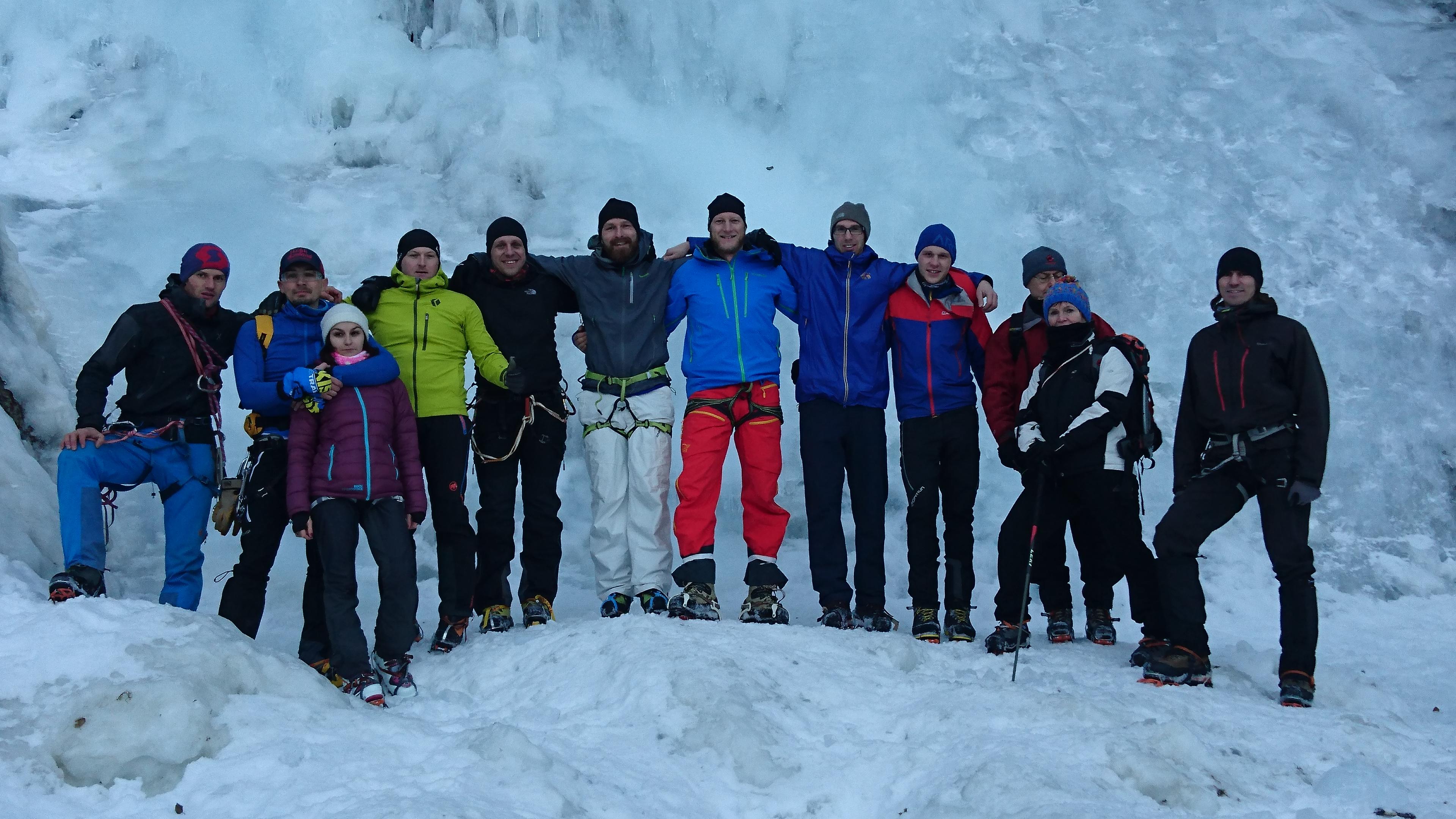 Klettergurt Für Dicke : Alpsclimbing alps eiskletteropening kolm saigurn 2018