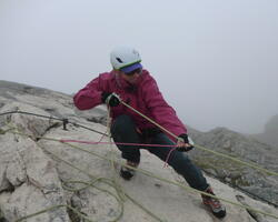 Klettersteigset Black Diamond Easy Rider : Alpsclimbing black diamond